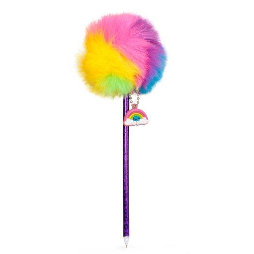 113140-3 Tobar Kulspetspenna Rainbow Pom Pom
