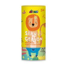 113147 AVENIR Gelkritor Lion Silky Crayons Watercolor + Coloring Poster - Set om 121