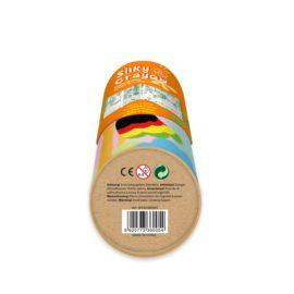 113150-2 AVENIR Gelkritor Toucan Silky Crayons Watercolor + Coloring Poster - Set om 12