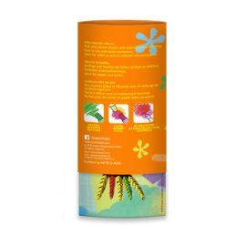 113150 AVENIR Gelkritor Toucan Silky Crayons Watercolor + Coloring Poster - Set om 12