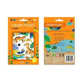 113157 AVENIR Sticker Pocket Lion