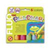 113161 Play Color Kritor Fluo Neon - Set om 6