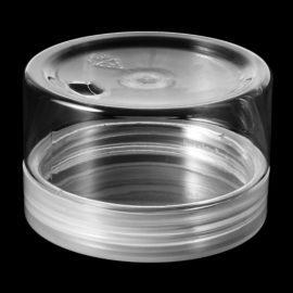 113168-2 Plastburk Med Skruvlock 70x4.5 mm 100 ml 10-pack