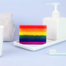 113169-1 Gift Republic Tvål Rainbow Tropical Rainbow Scent