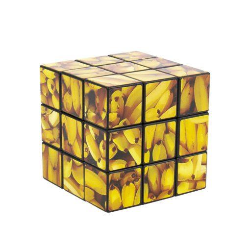 113170-1 Gift Republic Kub Go Bananas Puzzle Cube 3x3x3