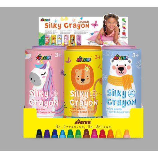 AVENIR Gelkritor Silky Crayons Watercolor8