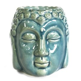 113189 Ancient Wisdom Aromalampa Buddha - Blue