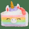 113212 Big Squishable Comfort Food Unicorn Cake - 38 cm