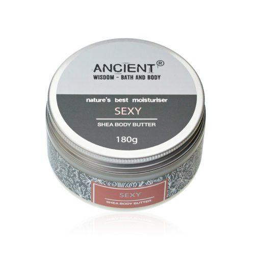 113232-1 Ancient Wisdom Shea Body Butter - Sensual S