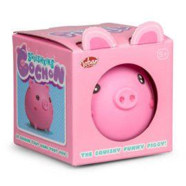 113236-3 Tobar Stressboll Gris Squishkins Pig