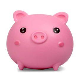 113236 Tobar Stressboll Gris Squishkins Pig
