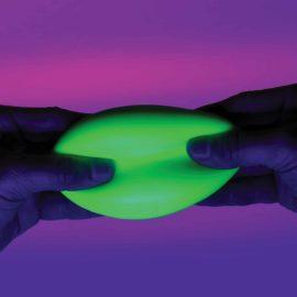 113237-5 Schylling Stressboll Nee-Doh Glow In The Dark