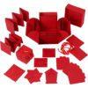 113239-1 Presentask Explosion Box Röd