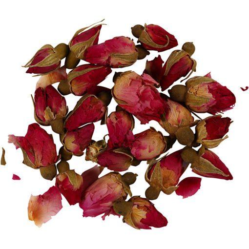 113244 Äkta Torkade Blommor Rosenknopp 15g