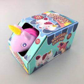 113247-1 Stressboll Squishy Unicorn