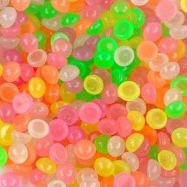 113251 G.I.D Glow Fishbowl Beads - Mix
