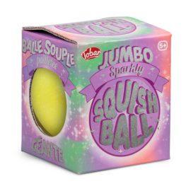 113260-5 Tobar Stressboll Jumbo Sparkly Squishball