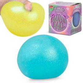 113260 Tobar Stressboll Jumbo Sparkly Squishball