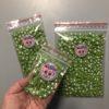 113266-2 Miniatyr Deco Jumbo Kiwi Fimo Slices