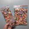 113271-1 Miniatyr Deco Jumbo Apple Fimo Slices