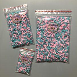 113272-2 Miniatyr Deco Cotton Candy Loop Sprinkles