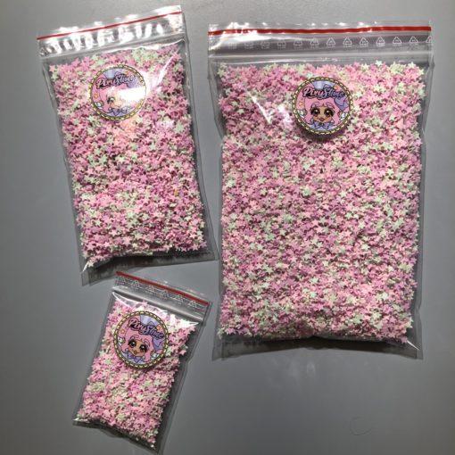 113279-1 Miniatyr Deco Star Sprinkles