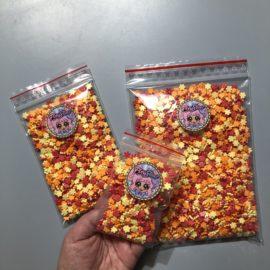 113280 Miniatyr Deco Flower Sprinkles