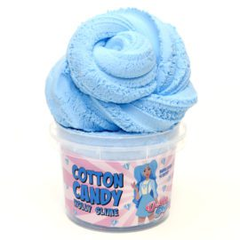 Dolly Style Holly Cotton Candy Slime