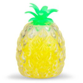 113205-1 Stressboll Jelly Water Beads Ananas