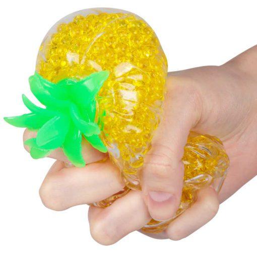 113205 Stressboll Jelly Water Beads Ananas