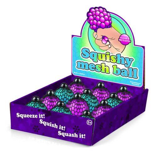 113286-5 Tobar Stressboll Mesh Ball Opaque