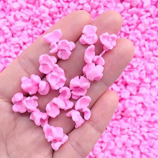113287 Miniatyr Deco Strawberry Mini Popcorns