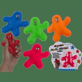 113296-1 Stressboll Squeeze Figur