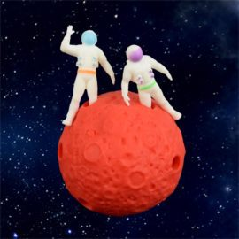 113301 Stressboll Stretchy Astronaut i Rymden