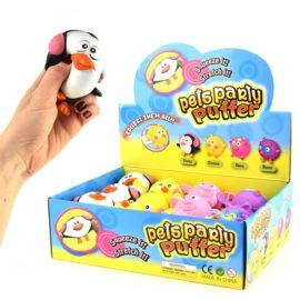 113343 Fidget Toy Squeeze Djurfigurer