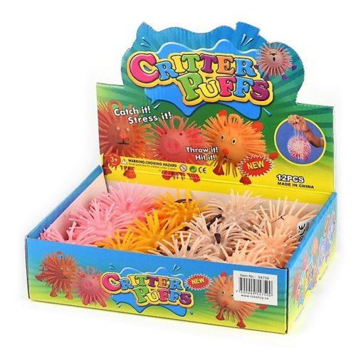 113348-1 Fidget Toy Puffer Critter