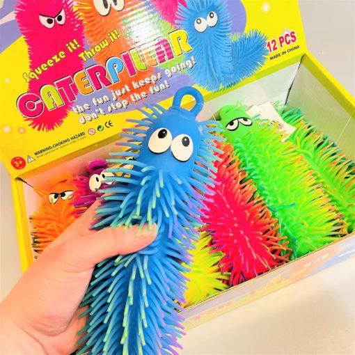 113351 Fidget Toy Puffer Tusenfoting