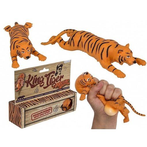 113365 Fidget Toy Squeeze Tiger