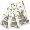 113369-2 Talking Tables Servetter Kanin 33x33 cm 20 st – Truly Bunny