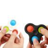 113374 Simple Dimple Spinner Fidget Toy