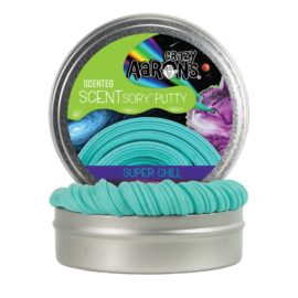 113383-1 Crazy Aarons SCENTsory Putty Super Chill Sweet Menthol Scented