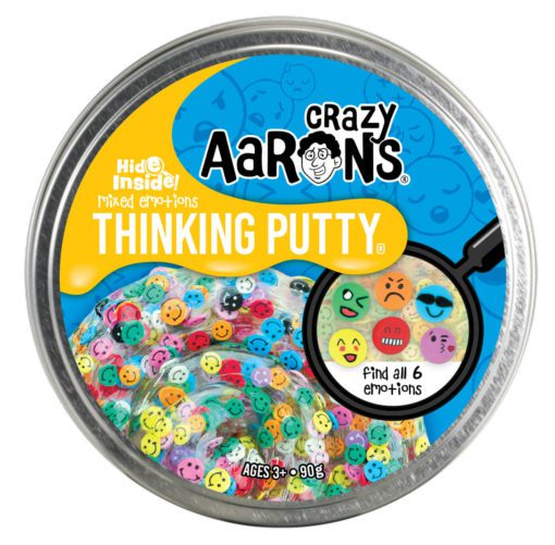113394-1 Crazy Aarons Thinking Putty Hide Inside Mixed Emotions