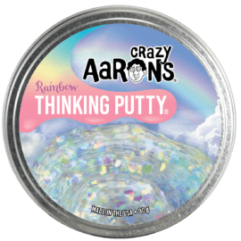 113401-1 Crazy Aarons Thinking Putty Trendsetter Rainbow