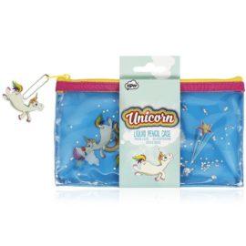113405 NPW Pennfodral Unicorn Liquid Pencil Case
