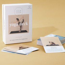 113410 Calm Club Träningskort Yoga Deck4