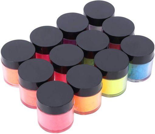 113416-2 UV Neon Pigment Pulver