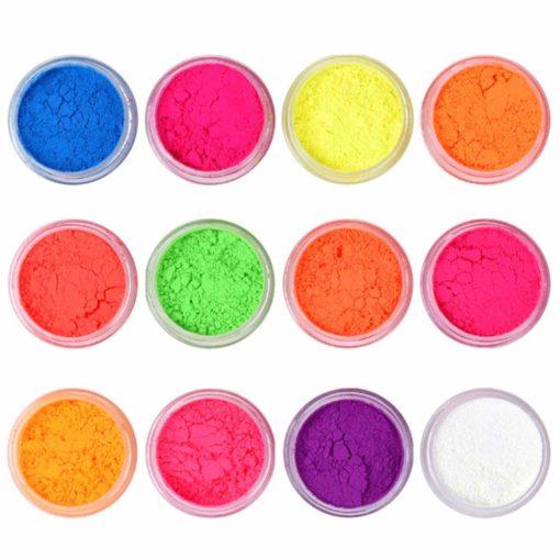 113416-6 UV Neon Pulver