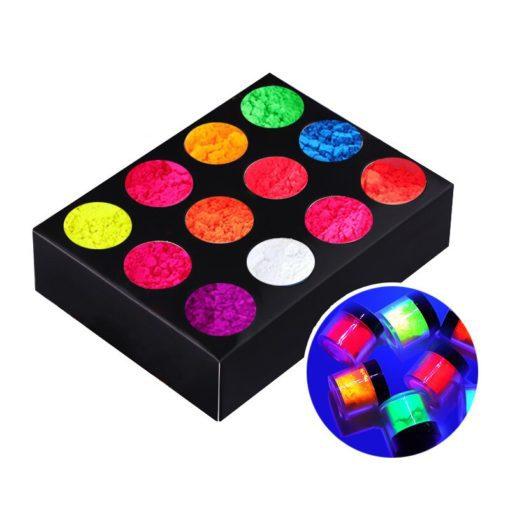 113416 UV Neon Pigment Pulver