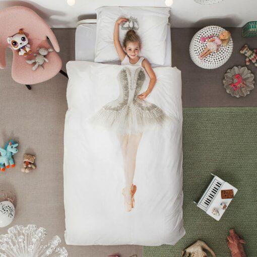 113419-2 SNURK Sängkläder - Ballerina