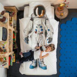 113423-1 SNURK Sängkläder - Astronaut